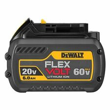 DEWALT DCB606 FLEXVOLT 20V to 60V Li-Ion Battery