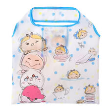 Disney Store Japan Tsum Tsum Alice Foldable Eco Bag Oyster Cheshire Cat