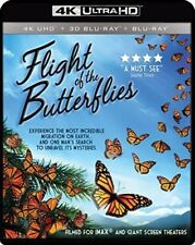 Imax: Flight Of The Butterflies [New 4K UHD Blu-ray] With Blu-Ray 3-D, Widescr