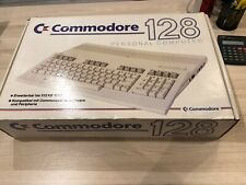 Rare! Vintage, Commodore 128 boxed with 1571 floppy drive