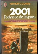 ARTHUR C.CLARKE - 2001 L'ODYSSEE DE L'ESPACE - 1974 J'ai lu SF