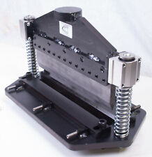 "Press Brake attachment for hydraulic presses-metal folder bender 305mm/12"" width"