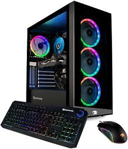 iBUYPOWER Gaming PC Computer Desktop Element 9260 (Intel Core i7-9700F 3.0Ghz)