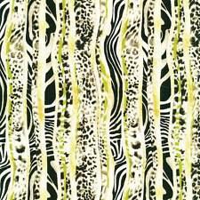 Jungle Party Animal Skin Stripe Paintbrush Studio 100% cotton fabric by the yard