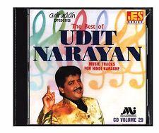 Aniruddh Presents Best Of Udit Narayan Music Tracks For Hindi Karaoke Bollywood