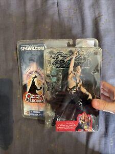Ozzy Osbourne MCFARLANE TOYS Action Figure w/ Stage Diorama 2003 NEW NIP Spawn