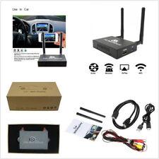 Set Car Wifi Display 2.4G+ 5G Wireless Airplay System Mirror Link Box Universal