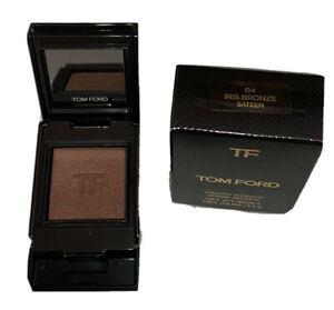 Tom Ford Private Shadow 04 Iris Bronze Sateen New in Box
