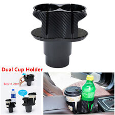 1Pcs Car Multi Cup Case Holder Drinking Bottle Holder ABS for Car Center Console