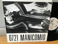LP 0721 MANICOMIO LP Paul Chain Death SS Boohoos Heaven Keys RAT italian Metal