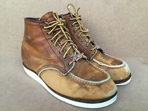 """Red Wing Shoes Heritage Classic 875 Boots for Men, 