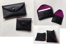 Neues Angebot Neues Set Taschentücher- + Tampontasche für die Handtasche schwarz Geschenktip