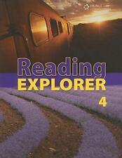 Reading Explorer Vol. 4 by Paul MacIntyre and Nancy Douglas (2009, Paperback)