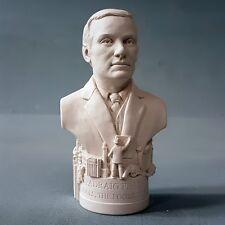 Buste de pádraig Pearse fabriqué en Gypse plâtre 13 cm haut Pâques Rising 1916