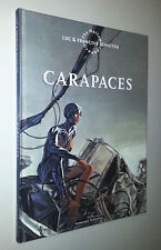 CARAPACES  (Hollow Grounds ~ Humanoids 2001 US Hardcover HC ~ Schuiten)  VF+