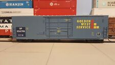 Athearn HO 50' P.C&F. Box Car SP (ex GWS) with Ring Engineering End of Train NEW