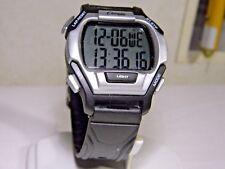 Giant Digital Display Big Screen Champion Indiglo Alarm Watch. 2 Year Warranty