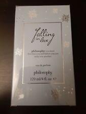 LE Philosophy Eau de Parfum Perfume 4 oz Falling in Love NRFB W/INSURANCE