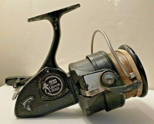Vintage D.A.M Quick Spinning Reel No.5001 Original As Found For Parts And As-Is!