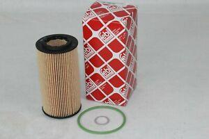 Ölfilter + Dichtring 2,5 V5 Ford Mondeo - Focus Febi 81421704 + 1386502