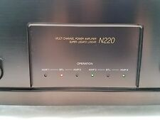 Sony TA-N220 Multi-Channel Power Amp.