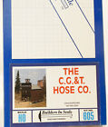 HO HOn3 CRAFTSMAN BUILDERS IN SCALE CG&T HOSE CO. FIREHOUSE BUILDING KITb