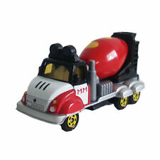 Disney Motors Jolly Mixer Mickey Mouse DM-14 Tomica Diecast Vehicle Gift Car Toy