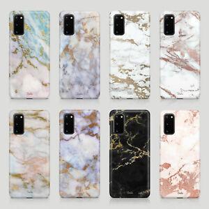 Tirita Case for Samsung S20 S10 S8 S9 S7 Marble Golden Gilded Glitter