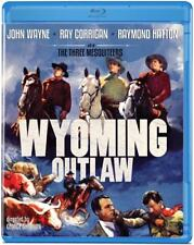 Wyoming Outlaw [New Blu-ray] Black & White, Rmst