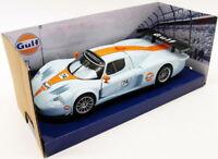 Motormax 1/24 Scale Model Car 79643 - Maserati MC 12 Corsa - Gulf