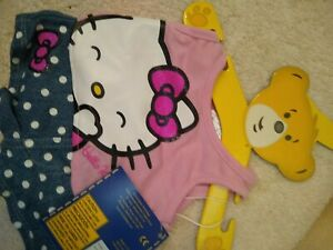 Build-A-Bear Workshop Hello Kitty Pink & Purple Short Set nwt new with tags