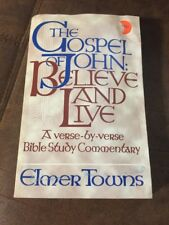 The Gospel Of John By Elmer Towns