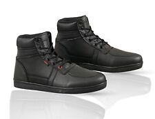 Motorcycle Motorbike Unisex Sneakers Leather Shoes water resistant Raxid Madri