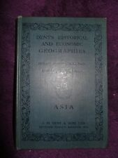 Dent's Historical And Economic Geographies Asia By Horace Piggott & R. J. Finch
