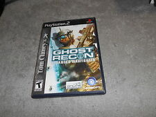 Tom Clancy's Ghost Recon Sony PlayStation PS2