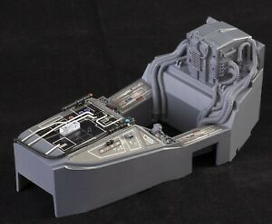 Replacement Cockpit Set Uprgade for 1/18 Scale DeAgostini X-Wing