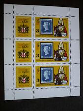 Stamps - Hungary - Scott# 2648 - Souvenir Sheet
