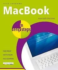 MacBook in Easy Steps by Nick Vandome (Paperback, 2010)