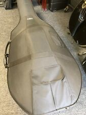 More details for 3/4 size double bass case by gear4music