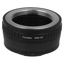 Fotodiox Obiettivo Adattatore m42 Lente Per Fujifilm x fotocamera