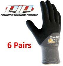 Pip 34 875 Maxiflex Ultimate Nitrile Micro Foam Coated Gloves 6 Pairs Smlxl
