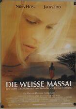 (Gerollt) Kinoplakat - Die weisse Massai (2005) #31434