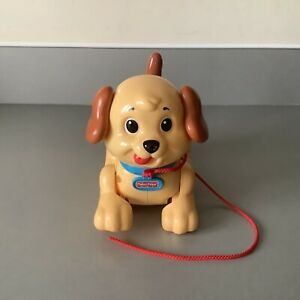 Fisher-Price Lil' Snoopy Pull Along Dog