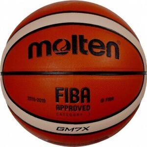 Molten Gm7x Official Size 7 Basketball BRAND NEW