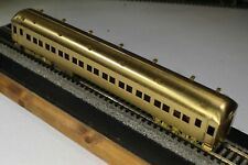 BRASS UNPAINTED S SOHO & CO. SOUTHERN PACIFIC 79' REBUILT COACH ROOF VENTS HO