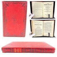 1881 Novisima Retorica Epistolar, Arte de Escribir Cartas Misivas y Familiares
