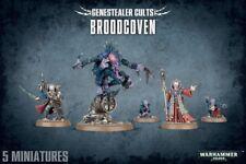 Genestealer Cults Broodcoven Workshop Warhammer 40000 Tyraniden 51-50 Patriarch