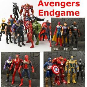 Marvel Avengers Infinity war Super Heroes 16 cm Action Figures Toys Kids Collect