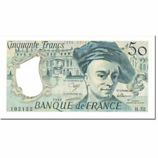 [#605021] France, 50 Francs, Quentin de La Tour, 1988, Undated (1988), NEUF