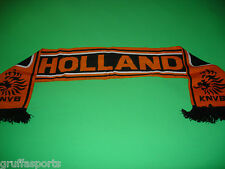 Holland Jacquard Scarf Official Licensed Soccer Football KNVB New